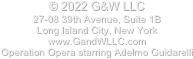 © 2019 G&W LLC 